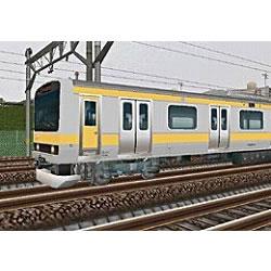 はじめる!鉄道模型シミュレーター3 E231系通勤形電車(総武線)