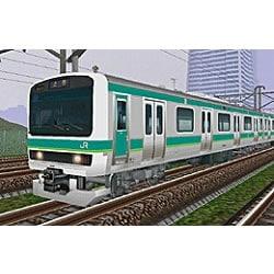 はじめる!鉄道模型シミュレーター3 E231系通勤形電車(常磐線)