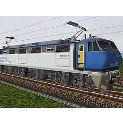 はじめる!鉄道模型シミュレーター3 EF200直流電気機関車