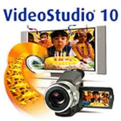 Video Studio 10 ダウンロード版