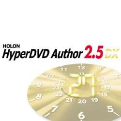 HOLON HyperDVD Author 2.5 DX(ダウンロード版) [ダウンロードソフトウェア]