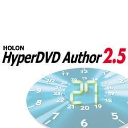 HOLON HyperDVD Author 2.5(ダウンロード版) [ダウンロードソフトウェア]