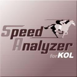競馬予想ソフト Speed Analyzer for KOL