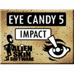 Eye Candy 5 Impact 日本語版 (Macintosh) [ダウンロードソフトウェア Mac専用]