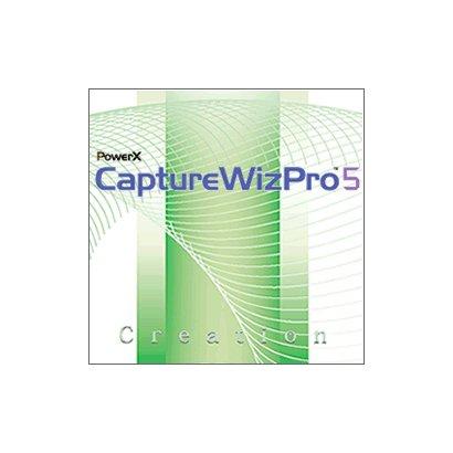 PowerX CaptureWizPro 5 [Windowsソフト ダウンロード版]