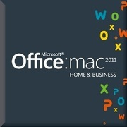 Office for Mac Home and Business 2011 2パック(ダウンロード) [Macソフト ダウンロード版]