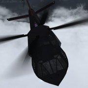 Area 51 Simulations UH-60X Stealth Blackhawk [Windowsソフト ダウンロード版]