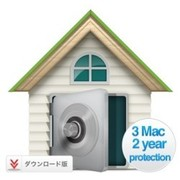 Family Protector 2013 - 3Mac - 2 year protection [Macソフト ダウンロード版]