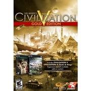 [2K Games] Sid Meiers Civilization(R) V Gold Edition 日本語版 [Windowsソフト ダウンロード版]