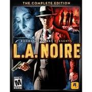 [Rockstar Games] L.A. Noire Complete Edition 英語版 [Windowsソフト ダウンロード版]