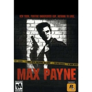 [Rockstar Games] Max Payne 英語版 [Windowsソフト ダウンロード版]