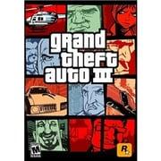 [Rockstar Games] Grand Theft Auto III 英語版 [Windowsソフト ダウンロード版]