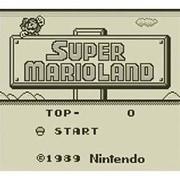 スーパーマリオランド <ゲームボーイ> [3DSソフト ダウンロード版 Virtual Console(バーチャルコンソール)]
