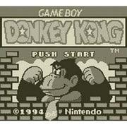 ドンキーコング <ゲームボーイ> [3DSソフト ダウンロード版 Virtual Console(バーチャルコンソール)]