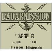 レーダーミッション <ゲームボーイ> [3DSソフト ダウンロード版 Virtual Console(バーチャルコンソール)]