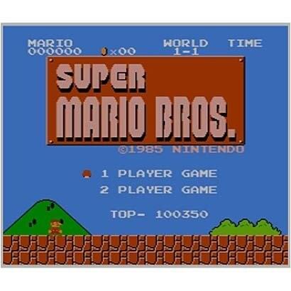スーパーマリオブラザーズ <ファミリーコンピュータ> [3DSソフト ダウンロード版 Virtual Console(バーチャルコンソール)]