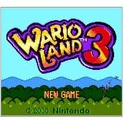 ワリオランド3 不思議なオルゴール <ゲームボーイカラー> [3DSソフト ダウンロード版 Virtual Console(バーチャルコンソール)]