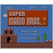 スーパーマリオブラザーズ2 <ファミリーコンピュータ> [3DSソフト ダウンロード版 Virtual Console(バーチャルコンソール)]