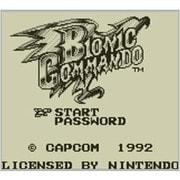 BIONIC COMMANDO <ゲームボーイ> [3DSソフト ダウンロード版 Virtual Console(バーチャルコンソール)]