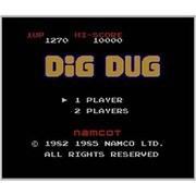ディグダグ <ファミリーコンピュータ> [3DSソフト ダウンロード版 Virtual Console(バーチャルコンソール)]