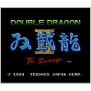 ダブルドラゴンII THE REVENGE <ファミリーコンピュータ> [3DSソフト ダウンロード版 Virtual Console(バーチャルコンソール)]