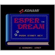 エスパードリーム <ファミリーコンピュータ> [3DSソフト ダウンロード版 Virtual Console(バーチャルコンソール)]