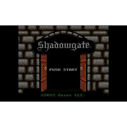シャドウゲイト <ファミリーコンピュータ> [3DSソフト ダウンロード版 Virtual Console(バーチャルコンソール)]