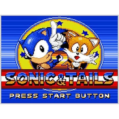 ソニック&テイルス2 <ゲームギア> [3DSソフト ダウンロード版 Virtual Console(バーチャルコンソール)]
