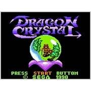 ドラゴンクリスタル ツラニの迷宮 <ゲームギア> [3DSソフト ダウンロード版 Virtual Console(バーチャルコンソール)]