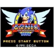 ソニック・ザ・ヘッジホッグ <ゲームギア> [3DSソフト ダウンロード版 Virtual Console(バーチャルコンソール)]