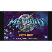メトロイド フュージョン <ゲームボーイアドバンス> [Wii Uソフト ダウンロード版 Virtual Console(バーチャルコンソール)]