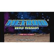 メトロイド ゼロミッション <ゲームボーイアドバンス> [Wii Uソフト ダウンロード版 Virtual Console(バーチャルコンソール)]