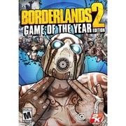 [2K Games] Borderlands 2: Game of the Year Edition 日本語版 [Windowsソフト ダウンロード版]