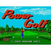 パワーゴルフ<PCエンジン> [Wii Uソフト ダウンロード版 Virtual Console(バーチャルコンソール)]