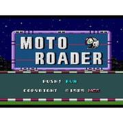 モトローダー<PCエンジン> [Wii Uソフト ダウンロード版 Virtual Console(バーチャルコンソール)]