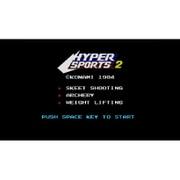 ハイパースポーツ2<MSX> [Wii Uソフト ダウンロード版 Virtual Console(バーチャルコンソール)]
