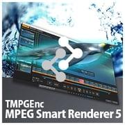 TMPGEnc MPEG Smart Renderer 5 ダウンロード版 [Windowsソフト ダウンロード版]
