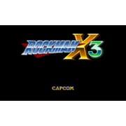 Newニンテンドー3DS専用 ロックマンX3 <スーパーファミコン> [3DSソフト ダウンロード版]