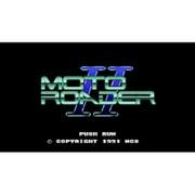 モトローダーII<PCエンジン> [Wii Uソフト ダウンロード版]