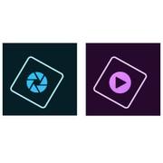 【学生・教職員個人版】 Photoshop & Premiere Elements 2018 [Windows&Macソフト ダウンロード版]