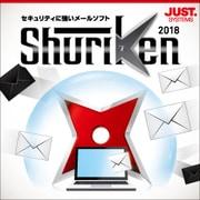 Shuriken 2018 通常版 DL版 [Windowsソフト ダウンロード版]