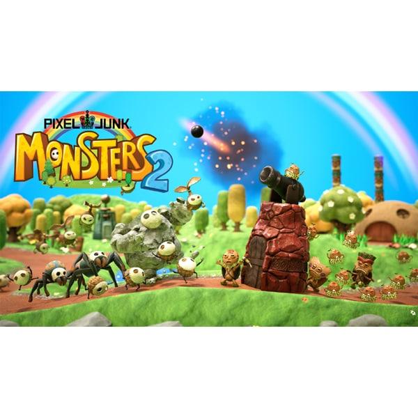 PixelJunk モンスターズ2 [Nintendo Switchソフト ダウンロード版]