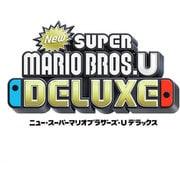 New スーパーマリオブラザーズ U デラックス [Nintendo Switchソフト ダウンロード版]