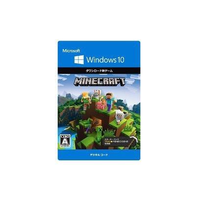 Minecraft スターター コレクション Windows 10 [Windowsソフト ダウンロード版]