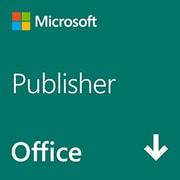 Publisher 2019 日本語版 (ダウンロード) [Windowsソフト ダウンロード版]