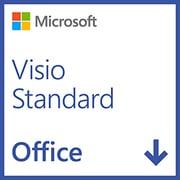 Visio Standard 2019 日本語版 (ダウンロード) [Windowsソフト ダウンロード版]