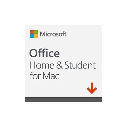 Office Home & Student 2019 for Mac 日本語版 (ダウンロード) [Macソフト ダウンロード版]