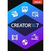 Roxio Creator NXT Pro 7 [Windowsソフト ダウンロード版]