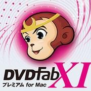 DVDFab XI プレミアム for Mac [Macソフト ダウンロード版]