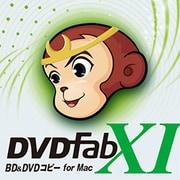 DVDFab XI BD&DVD コピー for Mac [Macソフト ダウンロード版]